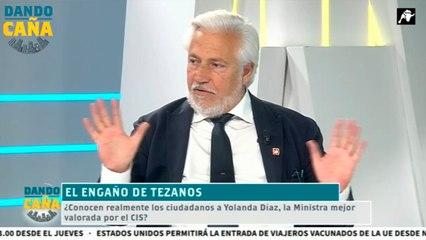 Julio Ariza: 'El CIS es una estafa, pagamos para que hagan informes falsos'