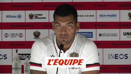 Benitez : « Il faudra être à la hauteur contre Lorient » - Foot - L1 - Nice