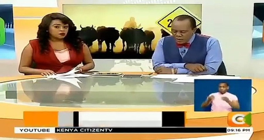 From News Reader To Newsmaker: Jeff Koinange Fluffs And Struggles To Anchor News, KOT React