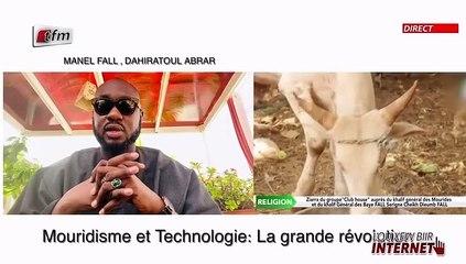 """""""Lou xew biir internet"""" - Pr : Mamadou Ndiaye - 21 Septembre 2021 #tfm"""