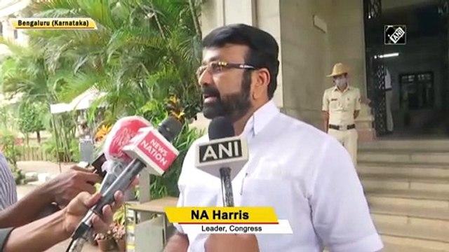Congress takes a jibe at Karnataka Religious Structures Protection Bill