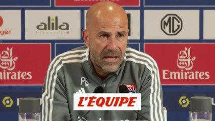 Bosz : « Contre Troyes, ce sera un tout autre match » - Foot - L1 - OL