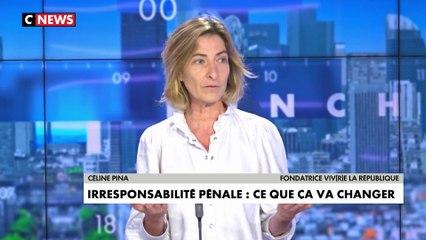 Céline Pina sur l'affaire Sarah Halimi et l'irresponsabilité pénale : «On fait semblant de faire une loi, c'est la pire manière de traiter les citoyens, c'est se moquer d'eux»