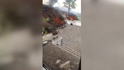 Los afectados por el volcán en La Palma ya pueden reclamar al Consorcio de Compensación de Seguros