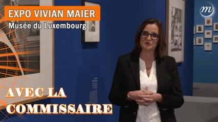 Vivian Maier : l'exposition dévoilée par la commissaire