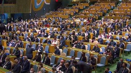Biden all'Onu per inaugurare un'era pacifista ma il suo discorso ha poca grinta