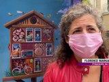 Une campagne d'affichage pour le libre choix de la contraception à Saint-Etienne - Reportage TL7 - TL7, Télévision loire 7