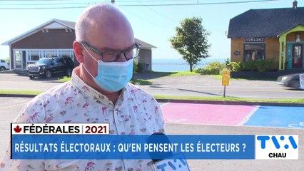 TVA Nouvelles CHAU 12h 21 septembre 2021