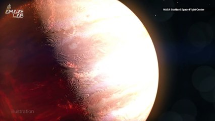 This Exoplanet Has Been Discovered in 'Neptune's Desert' is the First of Its Kind