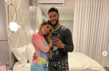El futbolista Givanildo Vieira de Souza espera un hijo con la sobrina de su antigua esposa