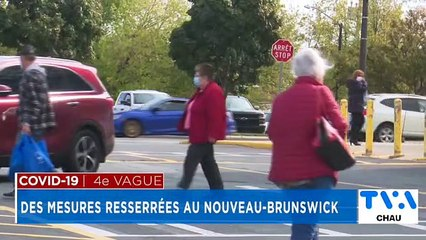 TVA Nouvelles CHAU 18h 20 septembre 2021