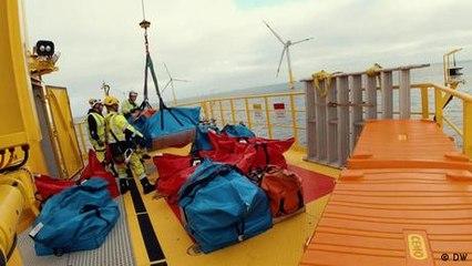 Offshore Windenergie und ihre Hürden