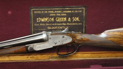 Guns, hunting clocks and other lots in Mitchell's next Country Sporting Sale