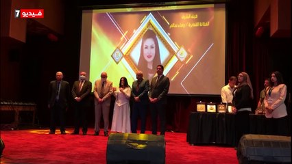 توزيع جوائز مهرجان المنصورة الرقمى الثانى للموهب 2021 بجامعة المنصورة