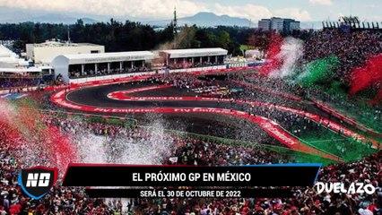 Fecha para el Gran Premio de México
