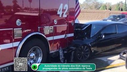 Autoridade do trânsito dos EUA reprova propagandas do piloto automático da Tesla