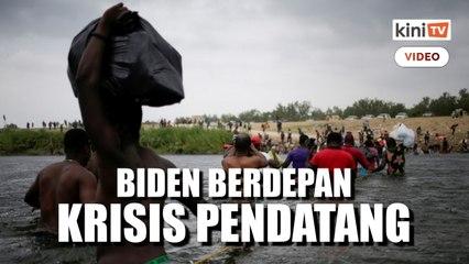 Biden dikecam atas tindakan AS tangani krisis pendatang