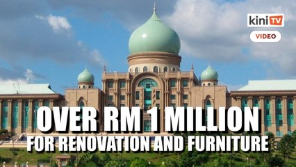 Govt spent over RM1m to renovate four offices of ministers, deputies in 2020, 2021