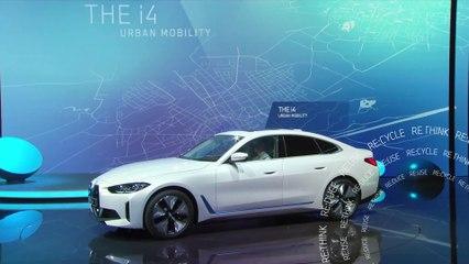 BMW Group Highlights auf der IAA Mobility 2021