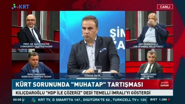 Barış Yarkadaş'tan iddia: Beşar Esad Kılıçdaroğlu'na haber yolladı