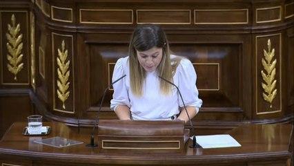 "Un diputado de la ultraderecha llama ""bruja"" a una parlamentaria del PSOE"