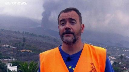 """""""Se prepara una lucha de titanes"""", asegura el vulcanólogo David Calvo"""