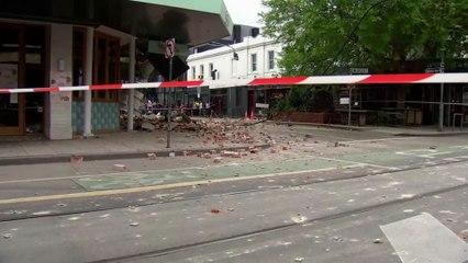 Terremoto en Melbourne, la segunda ciudad más poblada de Australia