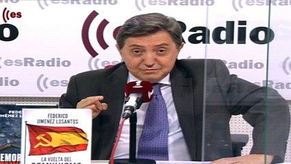 Federico Jiménez Losantos responde al acoso de los antivacunas
