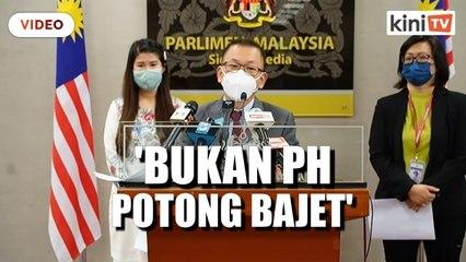'Ini bohong, fitnah secara terang!' - MP Kota Kinabalu bidas Bung