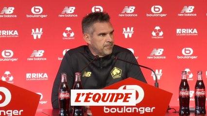 Le LOSC sans Xeka, Bamba ni Renato Sanches face à Reims - Foot - L1 - Lille