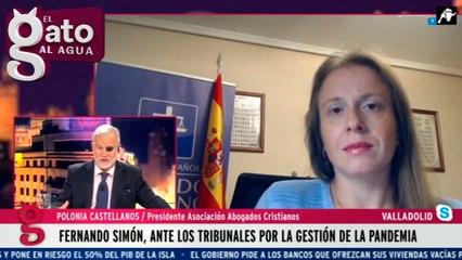 Fernando Simón, en el banquillo por su gestión de la pandemia