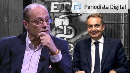 Eduardo García Serrano: El proceso de paz iniciado por Zapatero fue la rendición de España a ETA