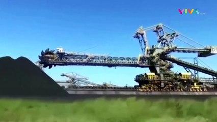 China Janji Akan Stop Pendanaan Batu Bara di Luar Negeri