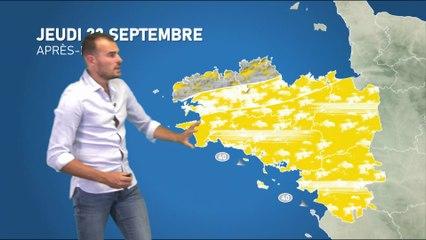 Illustration de l'actualité La météo de votre jeudi 23 septembre 2021