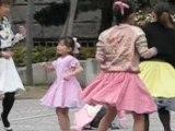 2/02/2008 Danse jeune  japonaise music rock sexy kyoto japon
