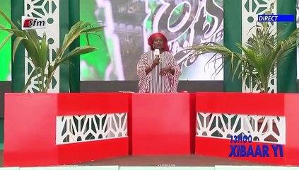 Xibaar yi 13h du 22 Septembre 2021 présenté par Cheikh Diop