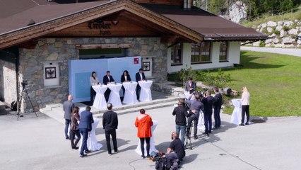 Tiroler Regierungsklausur zu Klima und Nachhaltigkeit
