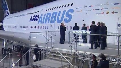 Bande-annonce - A380 : Le dernier envol de l'avion roi