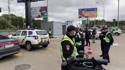 Disparan contra el coche del asistente del presidente ucraniano Volodímir Zelenski