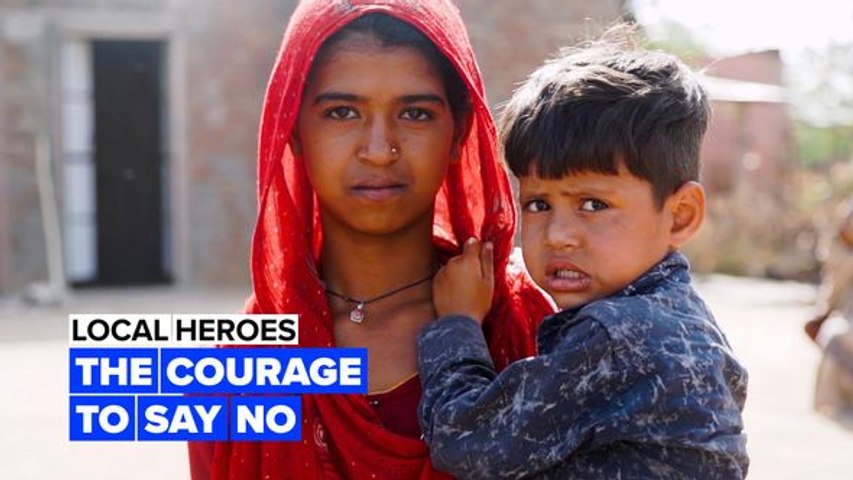 Local Heroes: The courage to say no