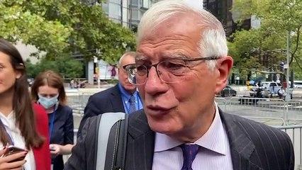Borrell espera que en México haya un acercamiento a elecciones presidenciales en Venezuela