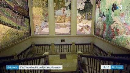 Art : à Paris, l'exceptionnelle collection des frères Morozov se dévoile