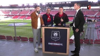 Live Jour de Stade : l'avant match Stade Rennais F.C. / Clermont