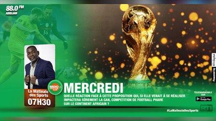 Matinale Des Sports du 22 septembre 2021 par Fernand kouakou [ Radio Côte d'Ivoire ]