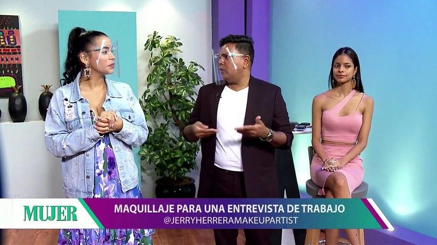 Maquillaje para una entrevista de trabajo   Mujer - Nex Panamá