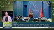 China instó a EE.UU., Reino Unido y Australia a renuciar al Pacto Aukus