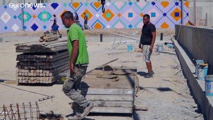 Σάμος: Βελτιωμένες συνθήκες διαβίωσης για πρόσφυγες και μετανάστες στη νέα δομή