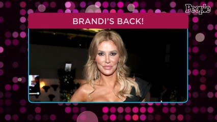 Brandi Glanville Says She and Kim Richards 'Aren't Talking' Currently but 'Will Be Fine in the End'