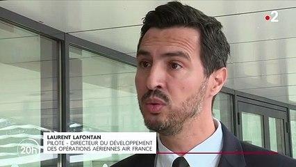 """Aviation : à la recherche du """"vol parfait"""" pour réduire les émissions de gaz"""