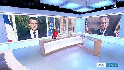 Crise des sous-marins : des signes d'apaisement entre les États-Unis et la France